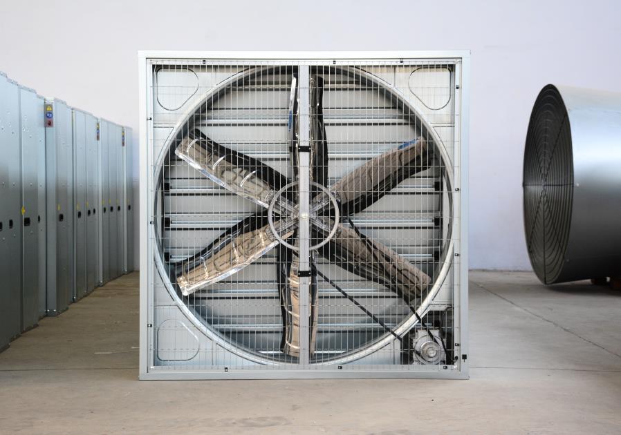 宿迁养鸡用降温风机1.38米的多少钱 供应山东质量优良的养鸡用降温风机