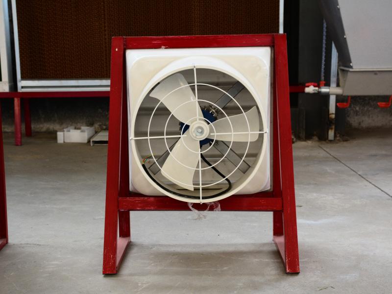 潍坊哪里有供应口碑好的养猪大棚用风机