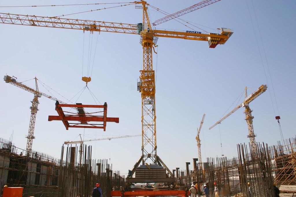 履带吊出租-优惠的哈尔滨塔吊哈尔滨岷建建筑供应