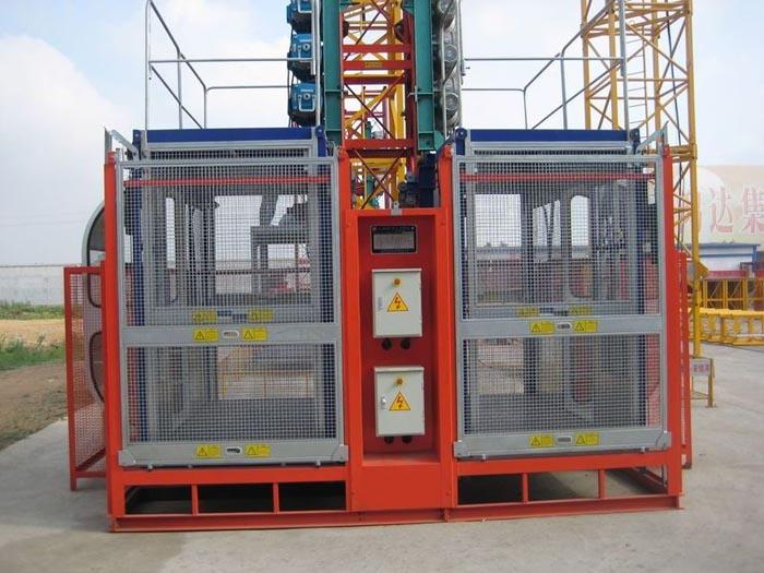 质量优良的哈尔滨施工升降机供应-汽车吊租赁