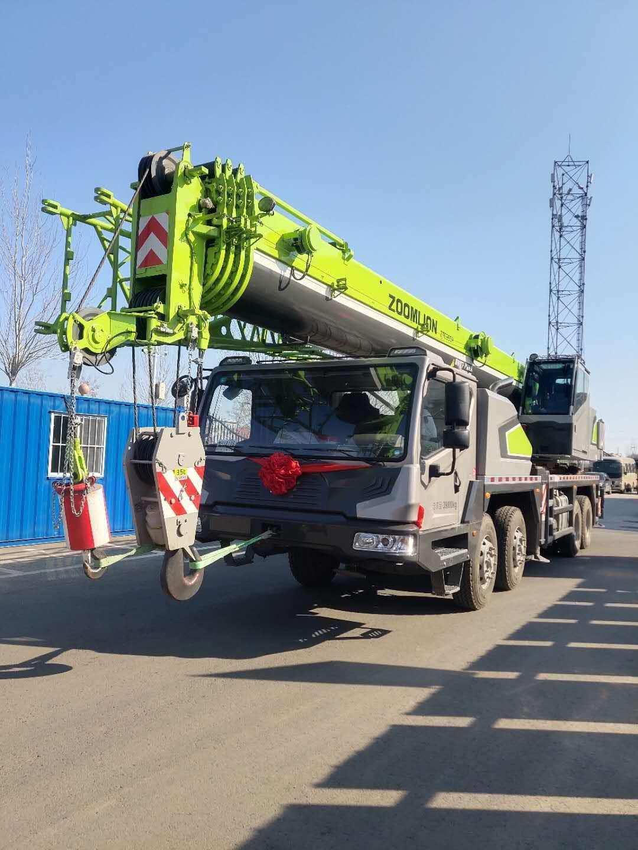 为您推荐优可靠的哈尔滨汽车吊,爬梯板回收