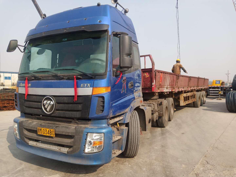 专业的哈尔滨挂车供应商_哈尔滨岷建建筑-牡丹江爬梯板出售