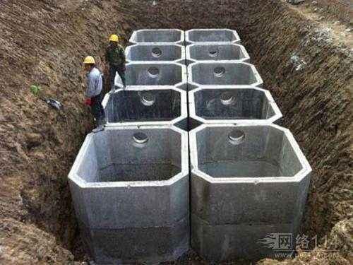 西宁化粪池-青海化粪池厂家-大通汇源水泥制品厂