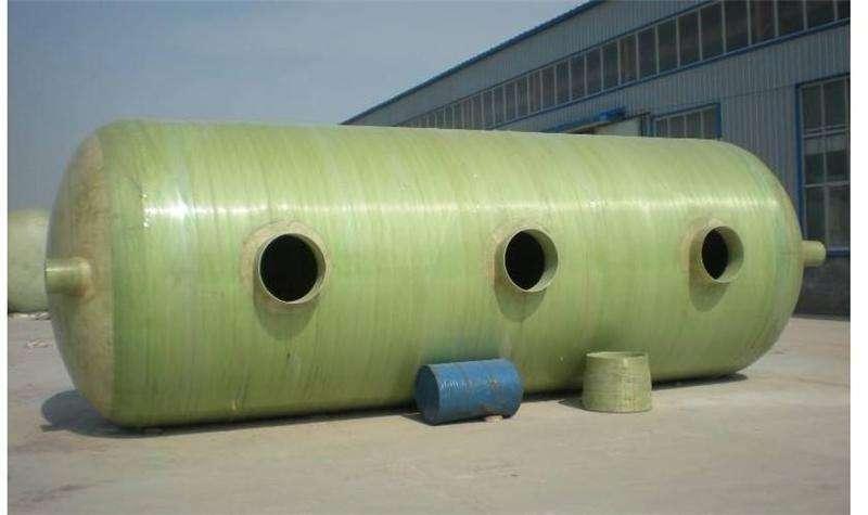 青海玻璃钢化粪池生产厂家-西宁玻璃钢化粪池代理加盟