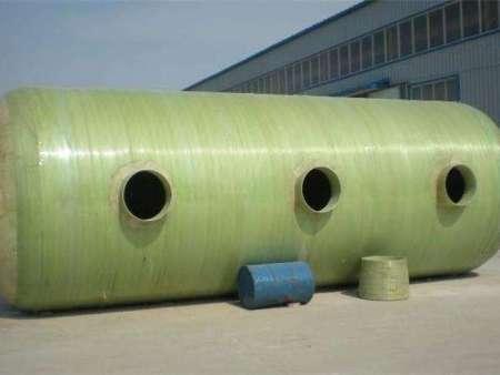 西宁模压玻璃钢化粪池-模压化粪池的主要用途