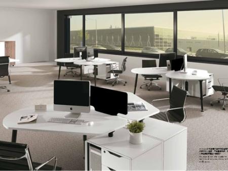沈阳办公家具批发带您了解一下板式办公家具的好坏怎么分辨?
