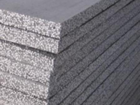 沈阳坤龙保温材料品牌聚合聚苯板供应商 天机隔离分子聚苯颗粒苯板批发