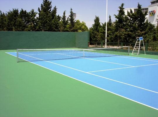 湖南大迈新材厂家简述球场地坪施工的基本要求