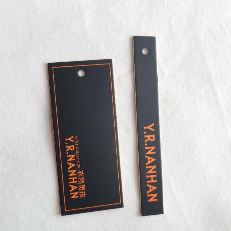 专业的广州市低价彩色包装制品厂|哪里找有保障的服装吊牌印刷