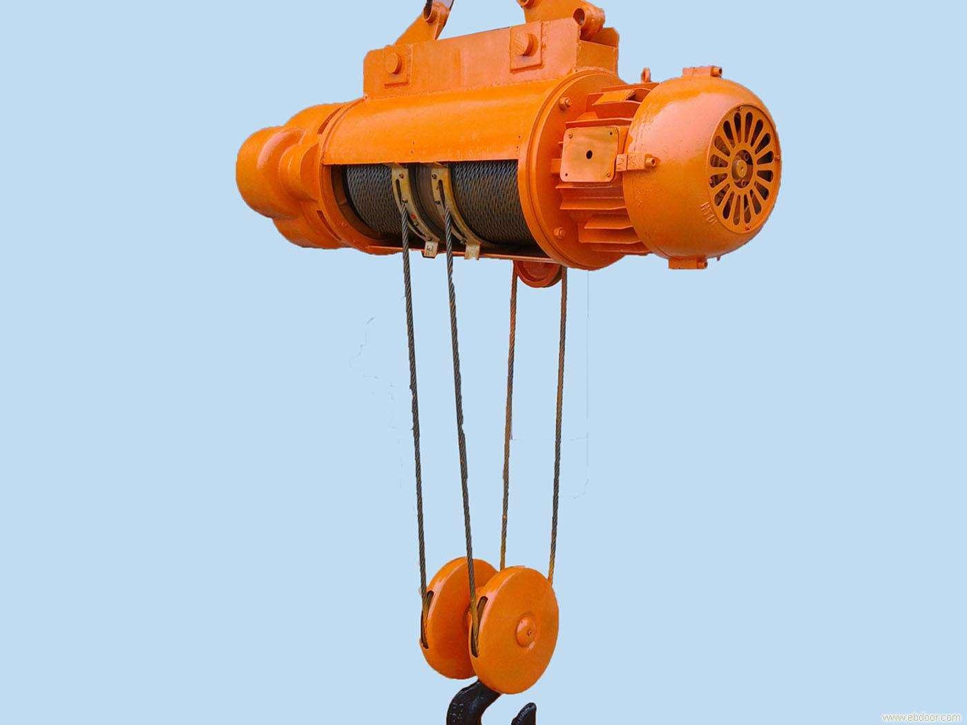 黑龙江钢丝绳电动葫芦|黑龙江起重机系列