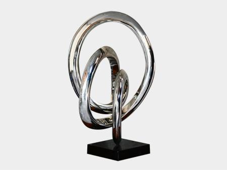 廣場玻璃雕塑