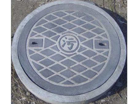 白银水泥井盖厂家联系方式-甘肃划算的甘肃水泥井盖批销