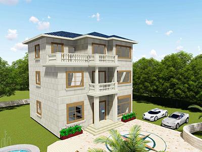 青海轻钢别墅工程-专业的轻钢别墅-价位合理的轻钢别墅
