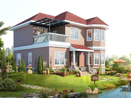 青海轻钢别墅可信赖-好用的轻钢别墅哪里买