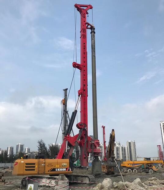 旋挖灌注桩项目施工-可靠的旋挖灌注桩工程项目就在海南建达工程