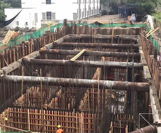 儋州基坑加固工程-旋挖灌注桩工程项目公司