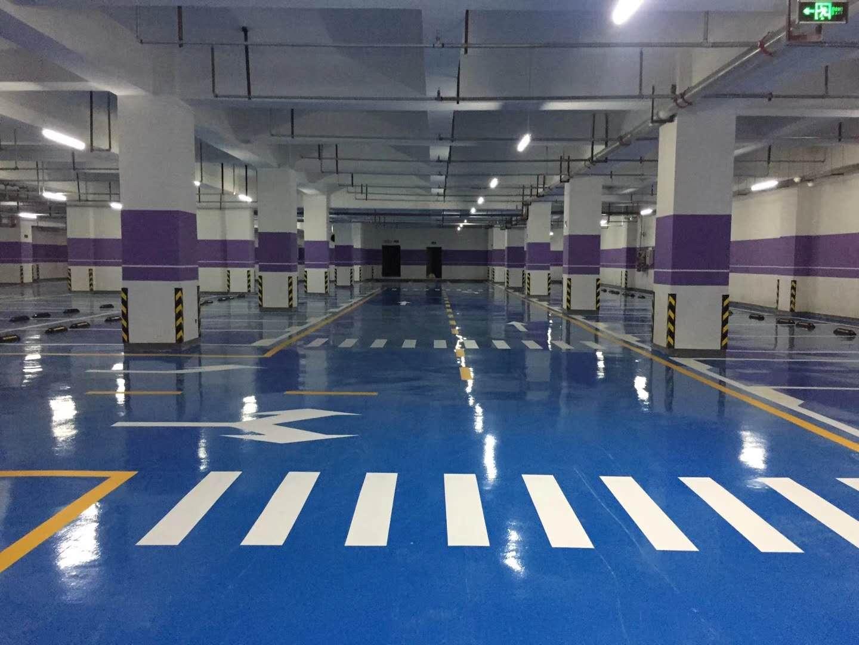 停车场划线-焦作地下停车位划线-濮阳地下停车位划线