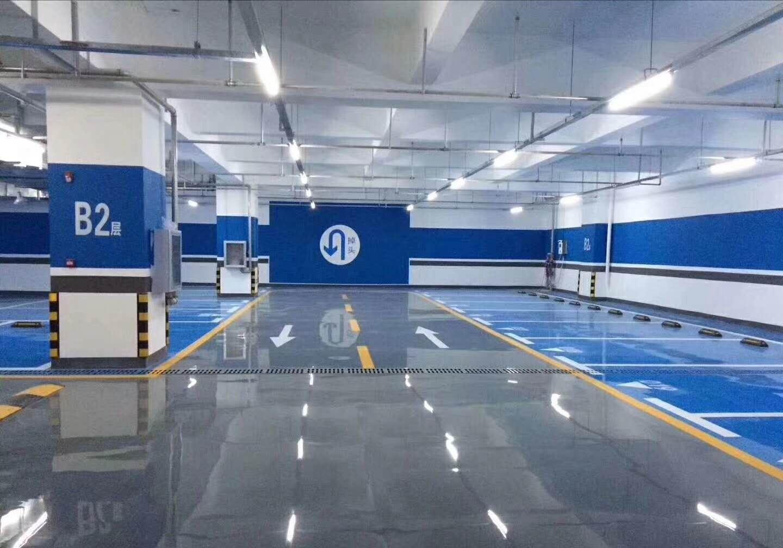 地下停车位划线厂家-哪儿有靠谱的停车场划线