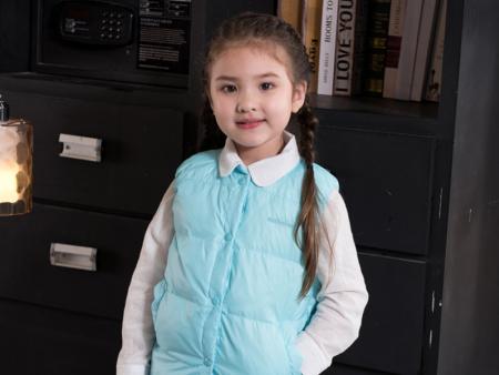 儿童新款羽绒服定制