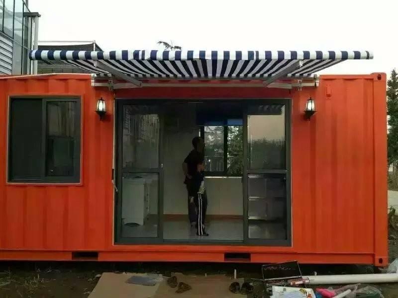 西城工地集装箱移动房|选质量硬的工地集装箱,就到胜狮能源