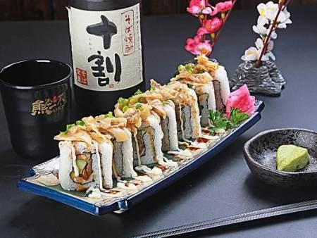 葫芦岛寿司加盟 寿司加盟选辽宁盛崎餐饮管理