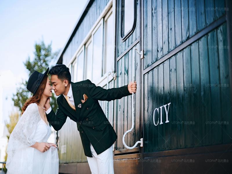 婚纱摄影昆明-古风婚纱照-复古婚纱照