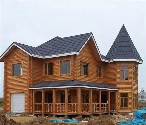 新疆防腐木木屋