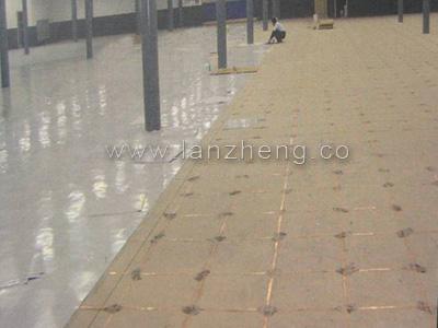 防静电活动地板供销-深圳机房防静电地板供应厂家