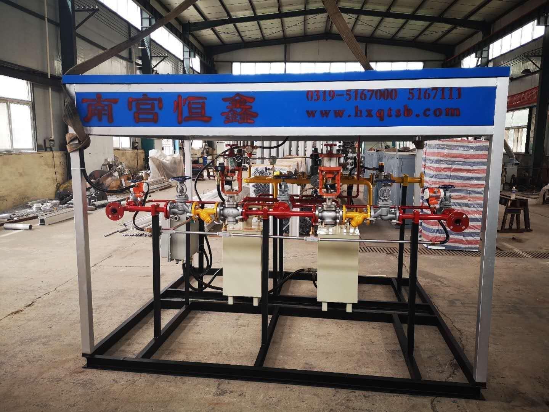 供应LPG气化器-恒鑫气体设备供应高质量的液化石油气气化器