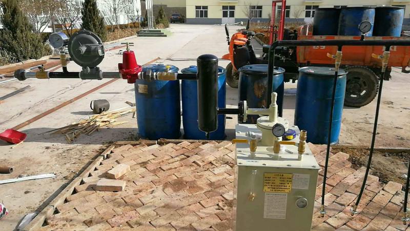 LPG气化器-恒鑫气体设备提供液化石油气气化器