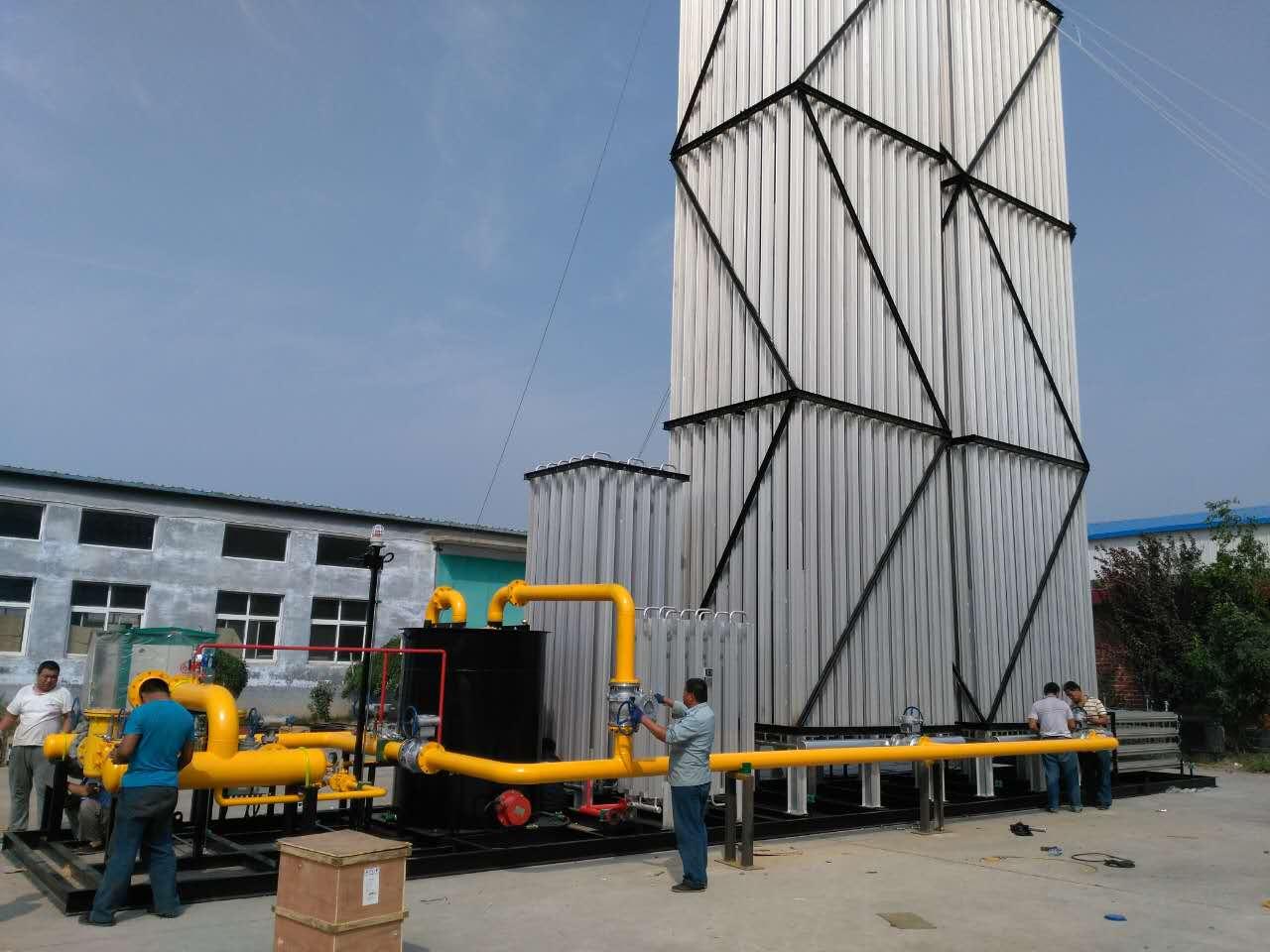 天然气气化调压撬价格-好的LNG气化调压撬批售