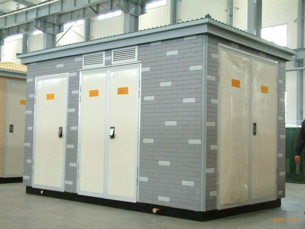 青海智能箱式变电站销售-怎样才能买到物超所值的宁夏箱式变电站