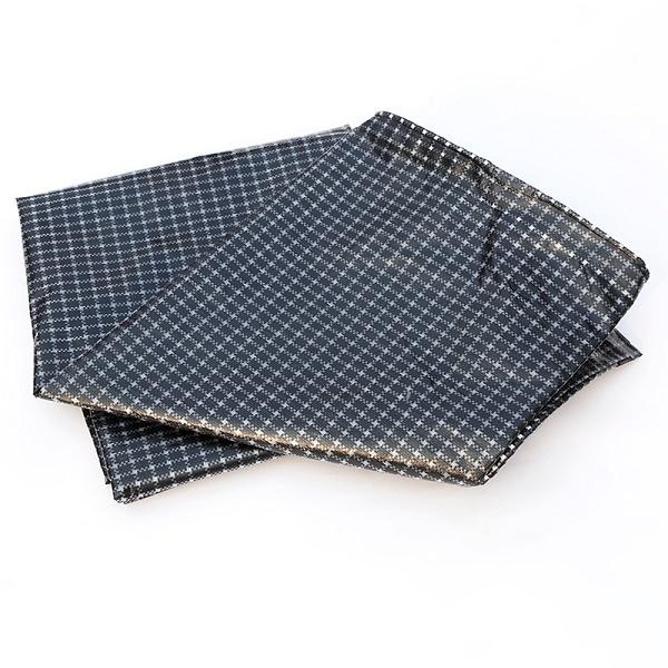 漳州黑白格PE塑料布批发_出售厦门价格合理的黑白格篷布