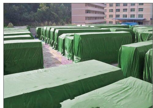 江苏PE阻燃篷布定制-高品质篷布直销供应