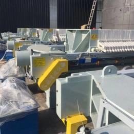 盾构打桩泥浆压滤机介绍-车站泥浆废水固化机配件