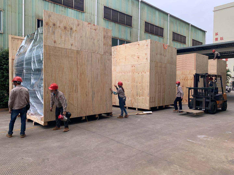 漳州大型机械木箱-泉州机械木箱设计-泉州机械木箱包装