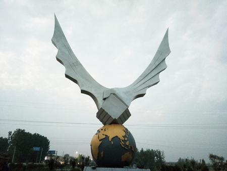鑄銅景觀雕塑