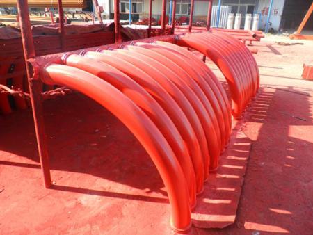 混凝土输送弯头现货-丹东耐磨弯头厂家-丹东耐磨弯头价格