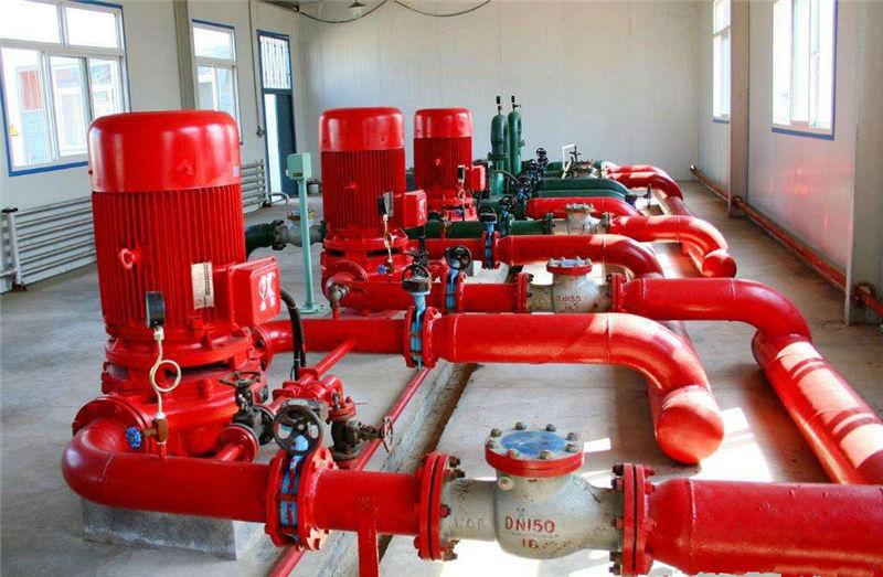泉州室外消火栓_地上式消火栓_消防水泵_消防管道安装