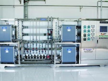 影响小型纯净水设备水压不稳的因素有那些?