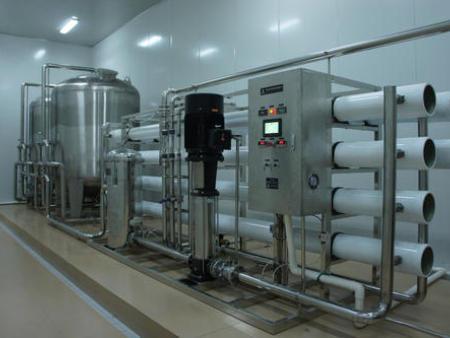 纯净水设备异味的产生原因!