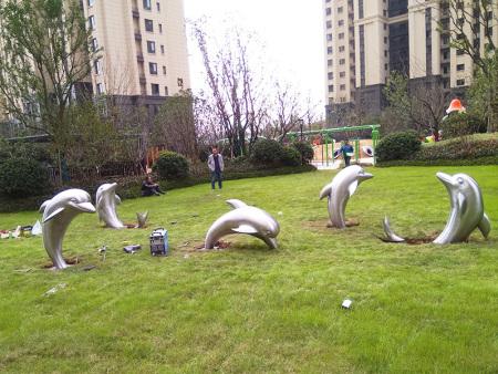 農耕主題雕塑