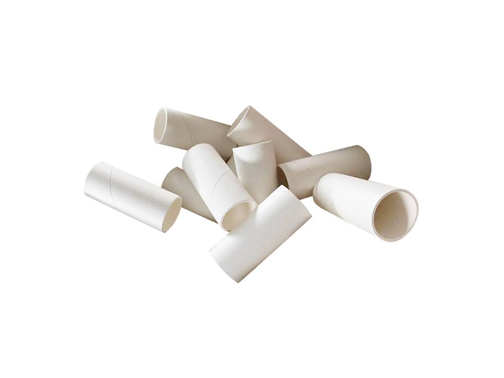 纸管包装 纸管纸筒定制 圆形纸管 白卡纸管 厂家现货