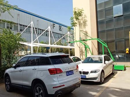 廊坊学校膜结构车棚-济源学校膜结构车棚-山东学校膜结构车棚
