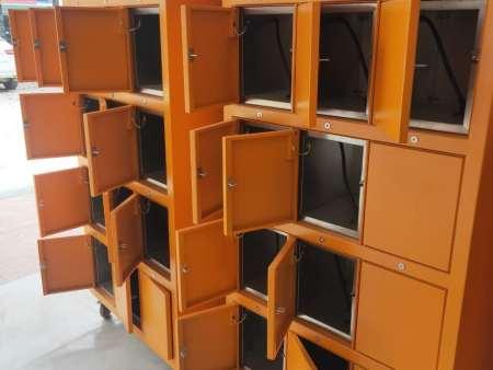 韶关电动车共享换电柜-柒航新能源-可信赖的提供锂电池快速更换新电池公司