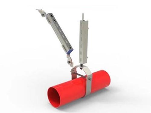 风管抗震支架报价-哪里可以买到西安抗震支架厂家