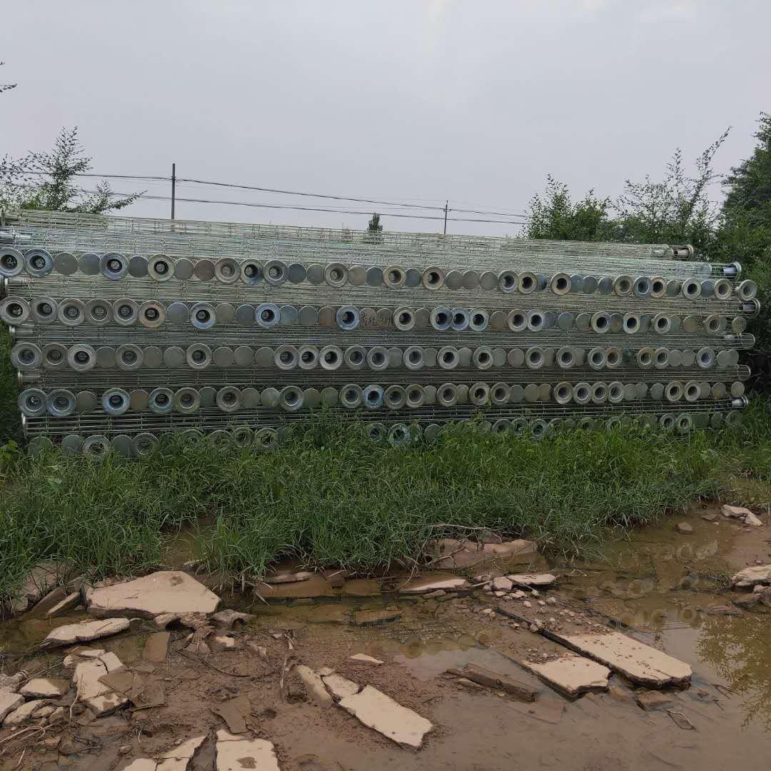 布袋除尘器125骨架配花板孔-除尘器布袋骨架-除尘器配件