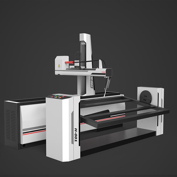 直角坐標焊接機械手-青島伊唯特智能科技