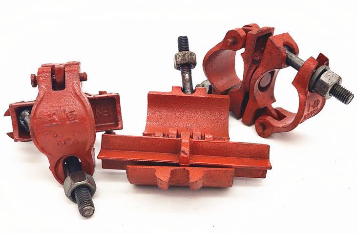 廠家直供國標扣件直角扣件十字旋轉連接扣件瑪鋼扣件
