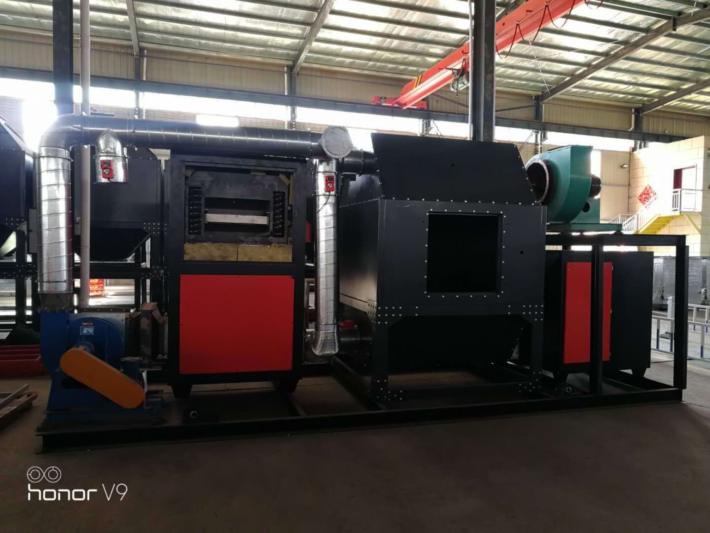 催化燃烧废气处理设备生产厂家-rto催化燃烧设备厂家